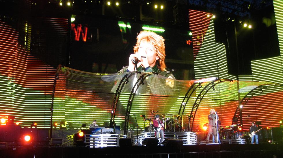 Have A Nice Day Tour, Lost Highway Tour, The Circle Tour - Bon Jovi
